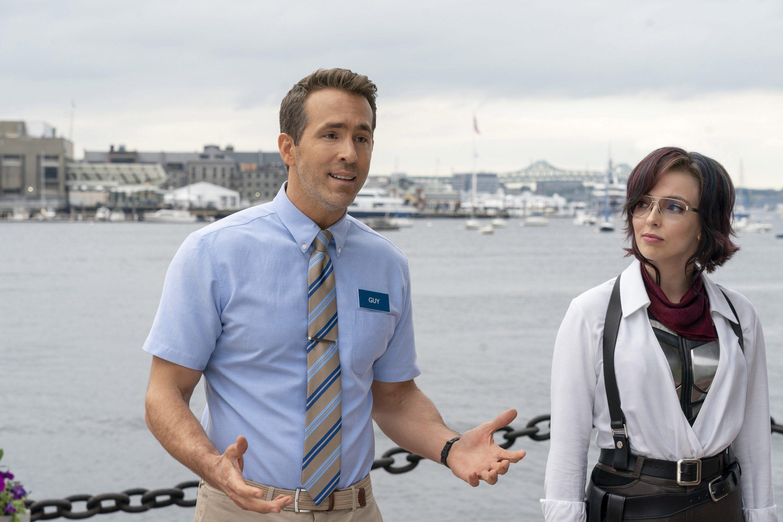 ▷ فيلم Free Guy: فيلم Ryan Reynolds يتلقى تاريخ إصدار جديد بعد ...