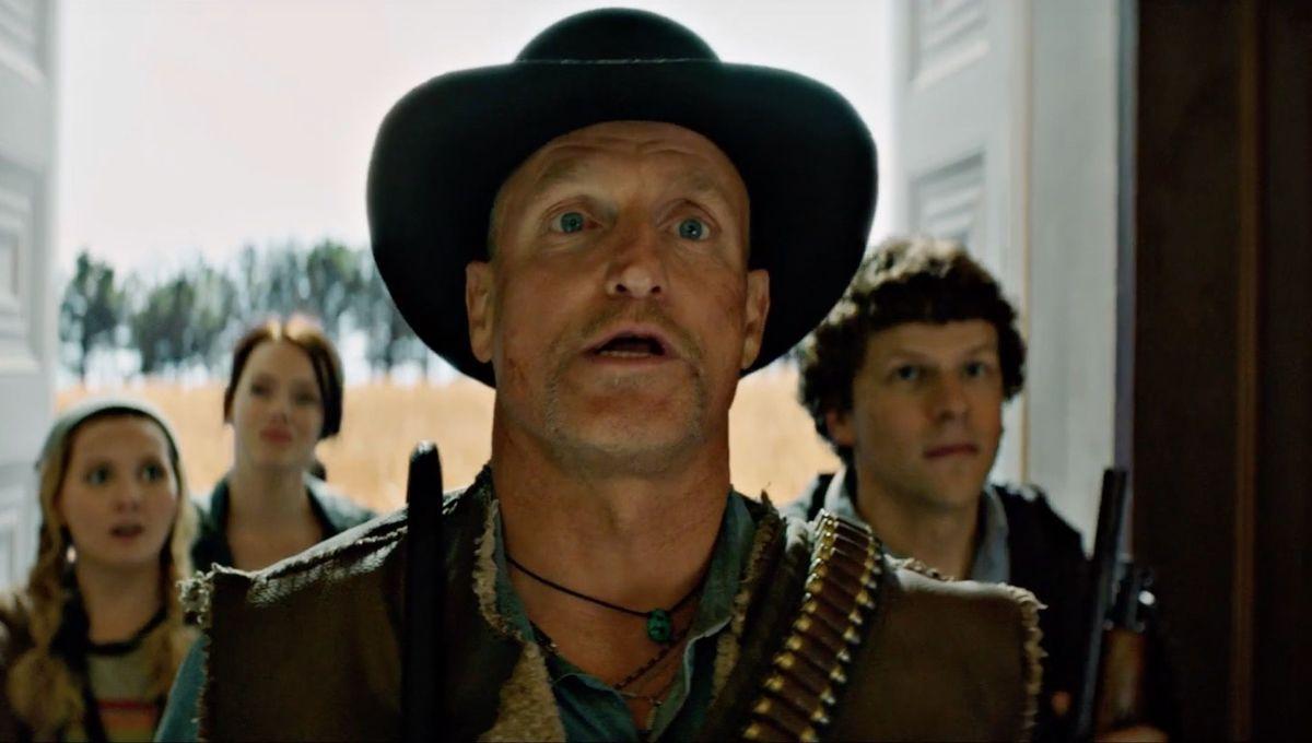 ▷ 'Zombieland 2: Double Tap' Woody Harrelson, Jesse Eisenberg ve Emma Stone ...