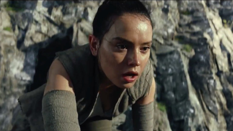 Star Wars: The Last Jedi Teaser Dibandingkan dengan Klip dari Trailer The Force Awakens