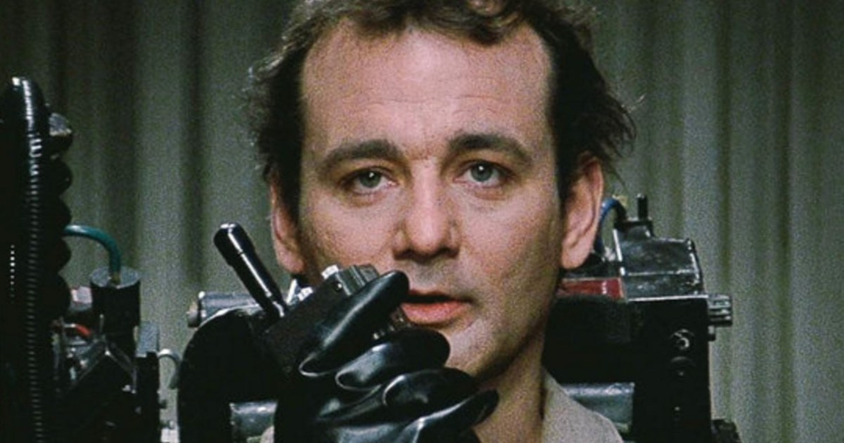 Bill Murray di Ghostbusters 3: I Would Do This Next One