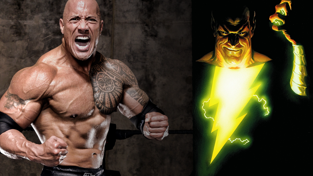 rock black adam article