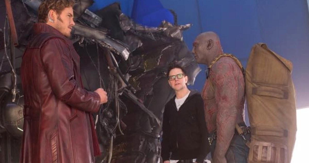 Chris Pratt di James Gunn's Guardians 3 Rehiring: I'm Really Proud of Disney