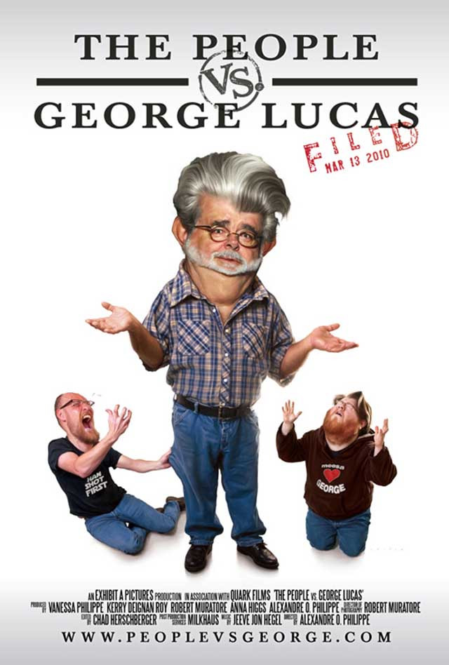 EIFF 2010: Ulasan People Vs George Lucas