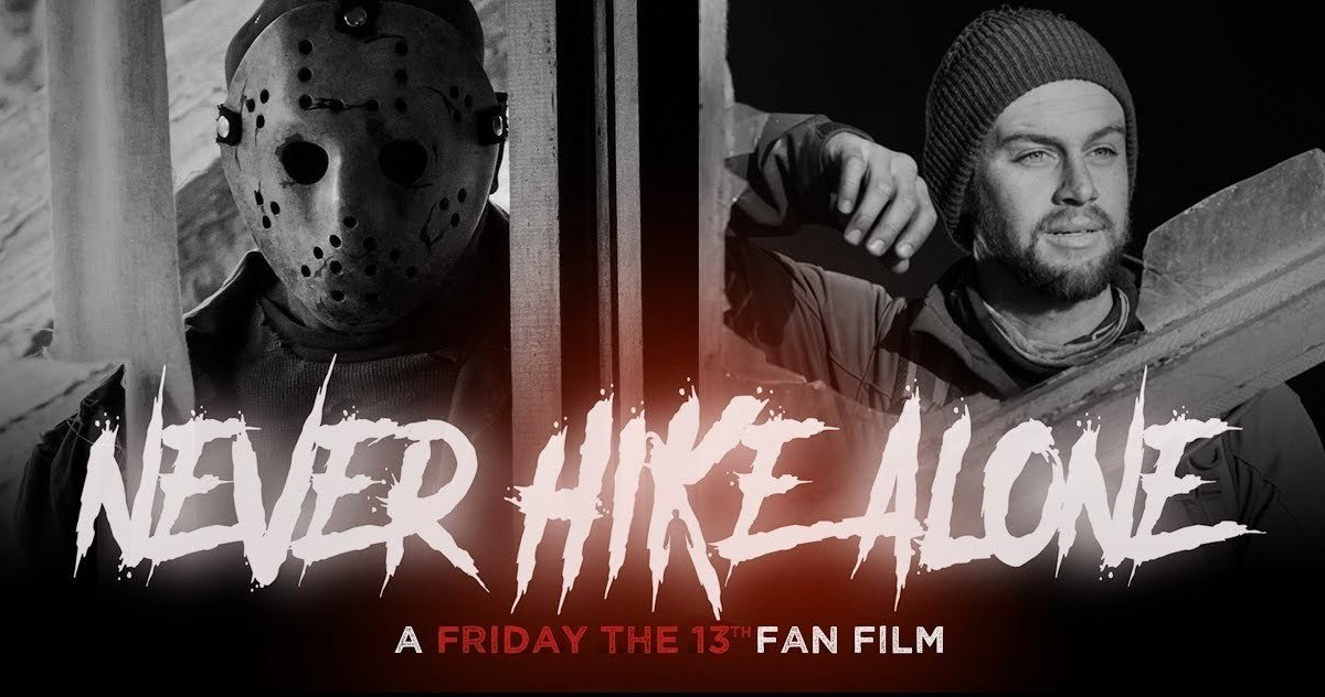 Friday the 13th Fan Film Never Hike Alone Meluncurkan Kampanye Blu-ray ke-2