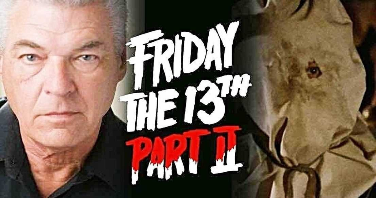 Friday the 13th Part 2 Documentary Pays Tribute to Sack Head Jason Aktor Steve Dash