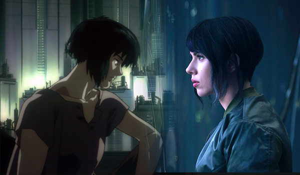 Ghost in the Shell: The American Remake Is a Just a Ghost of the Japanese Classic