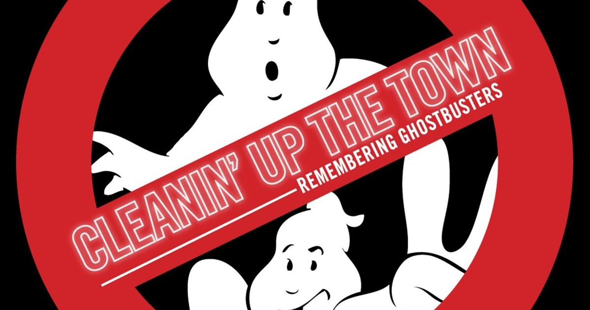 Ghostbusters Pergi ke Cannes dengan Ultimate Documentary Cleanin 'Up the Town
