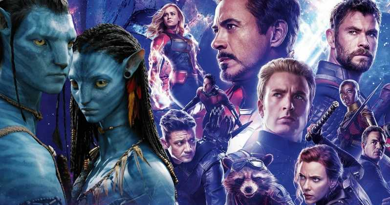 Avengers Endgame Box Office Beat Avatar Record