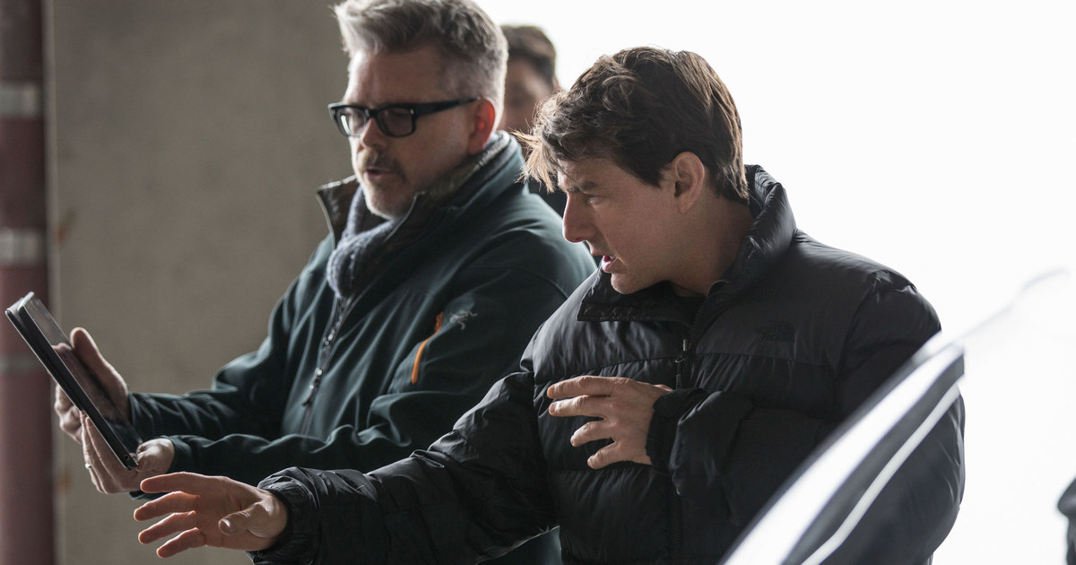 Misi: Impossible 7 & 8 Director dalam Membuat Sekuel Back-to-Back: I'm Freaked Out