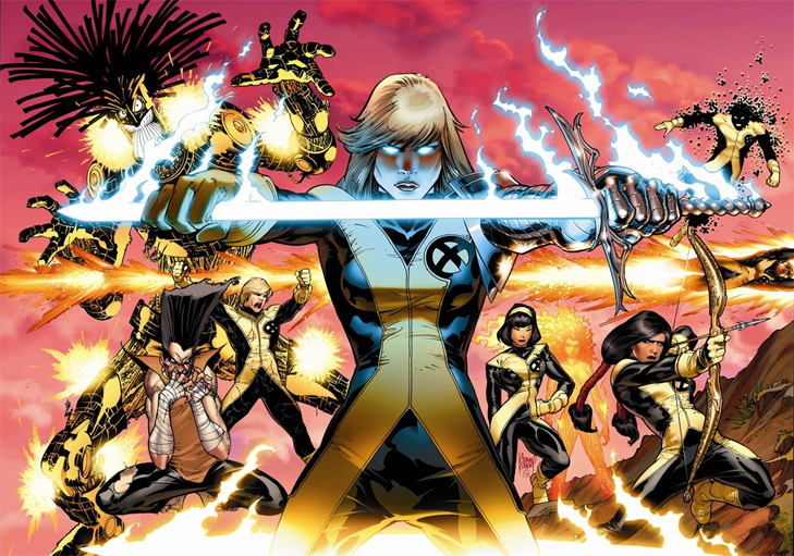 New Mutants Return of Legion
