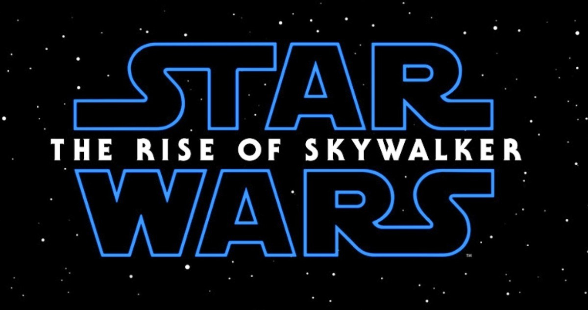 Poster Star Wars 9 Pertama Menggoda The Rise of Skywalker