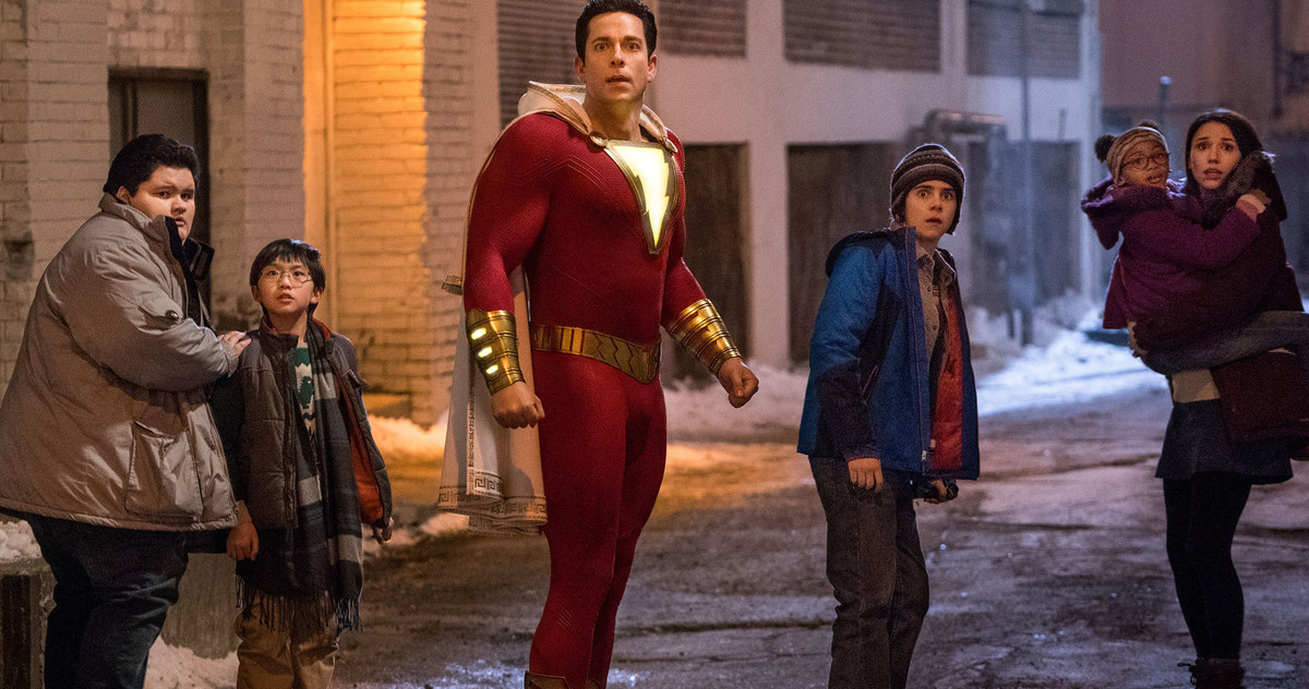 Rencana Film Shazam 5 Diungkap oleh Mary Marvel Actress?