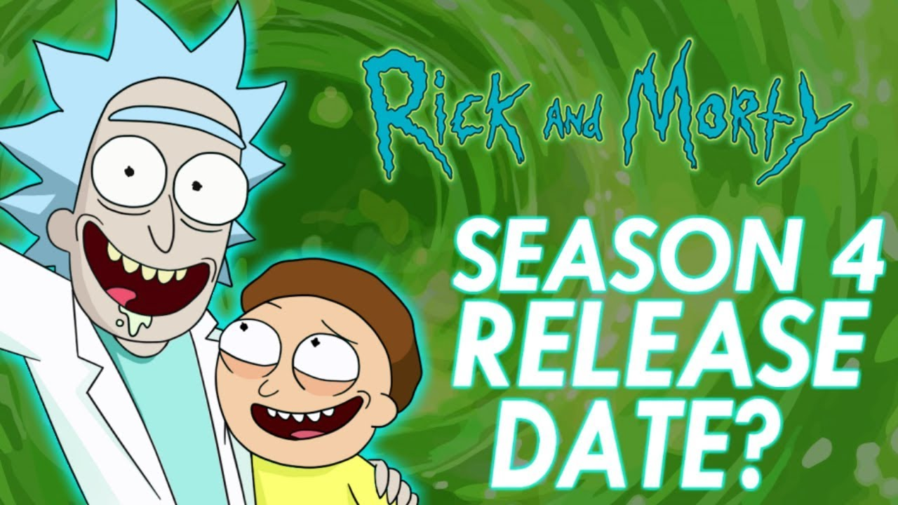 Rick And Morty Season 4: Adult Swim Mengonfirmasi Perilisan Untuk ...