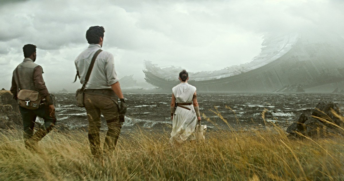 The Death Star & Endor Terungkap dalam Trailer The Rise of Skywalker?