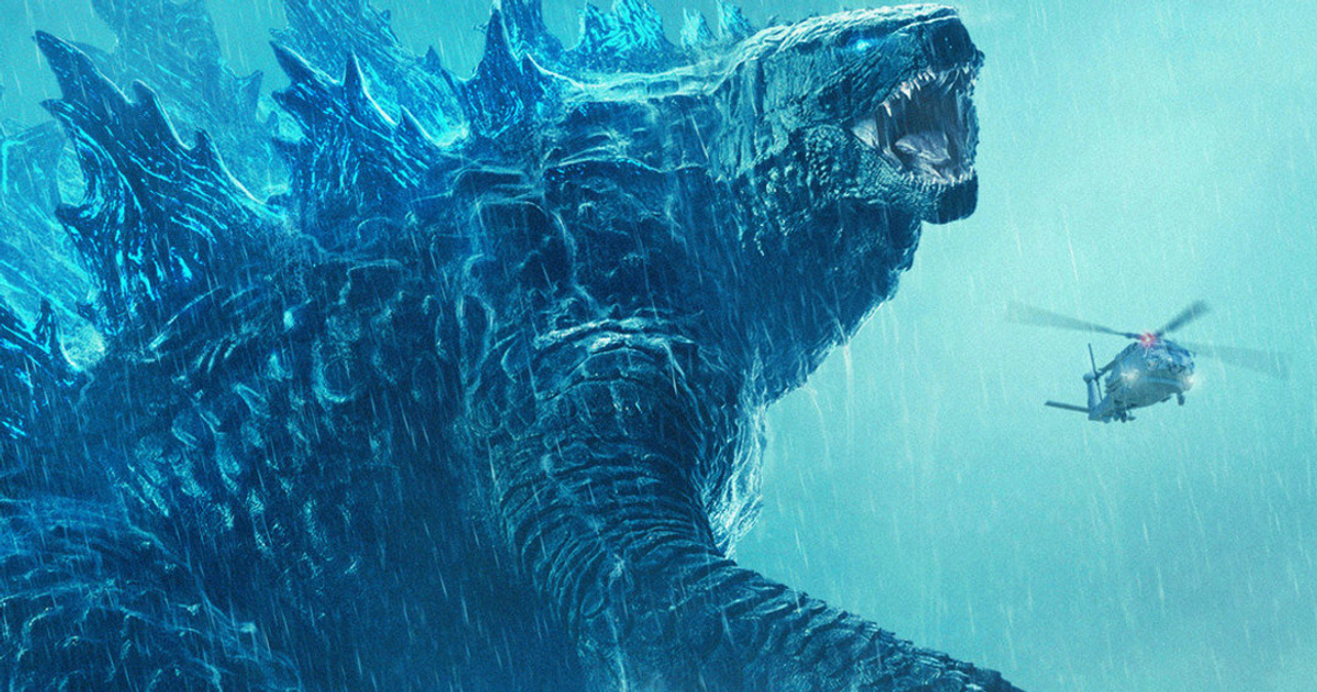Tonton Klip Godzilla: King of the Monsters 5 Menit di HBO Now