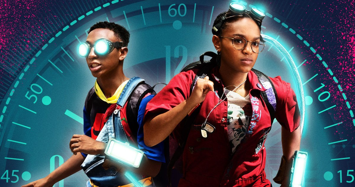 Trailer See You Yesterday Spike Lee Menempatkan Time Travel Twist di Black Lives Matter