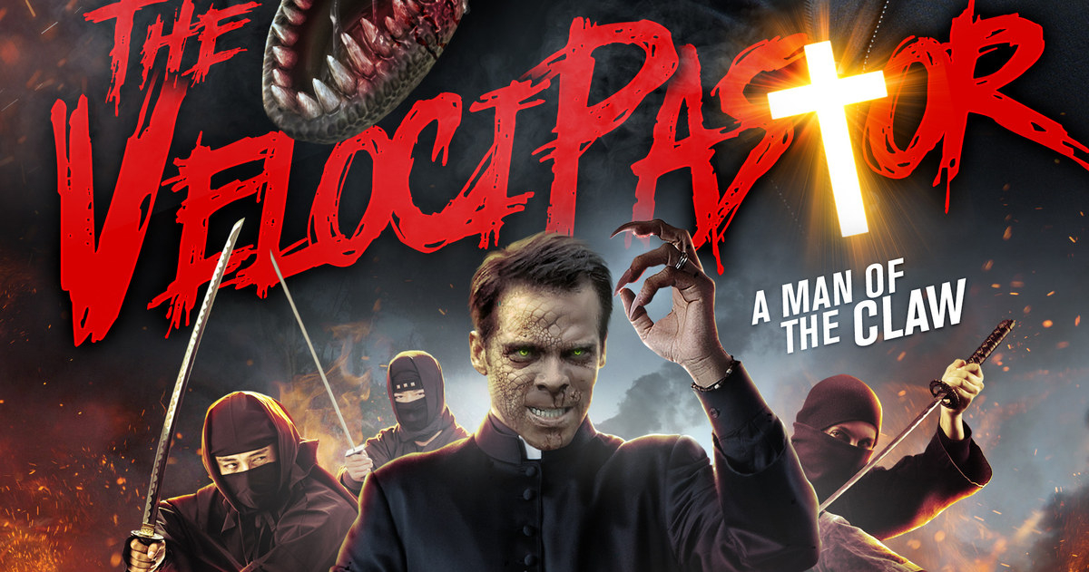 Trailer VelociPastor: Imam Jurassic Ini Adalah Man of the Claw