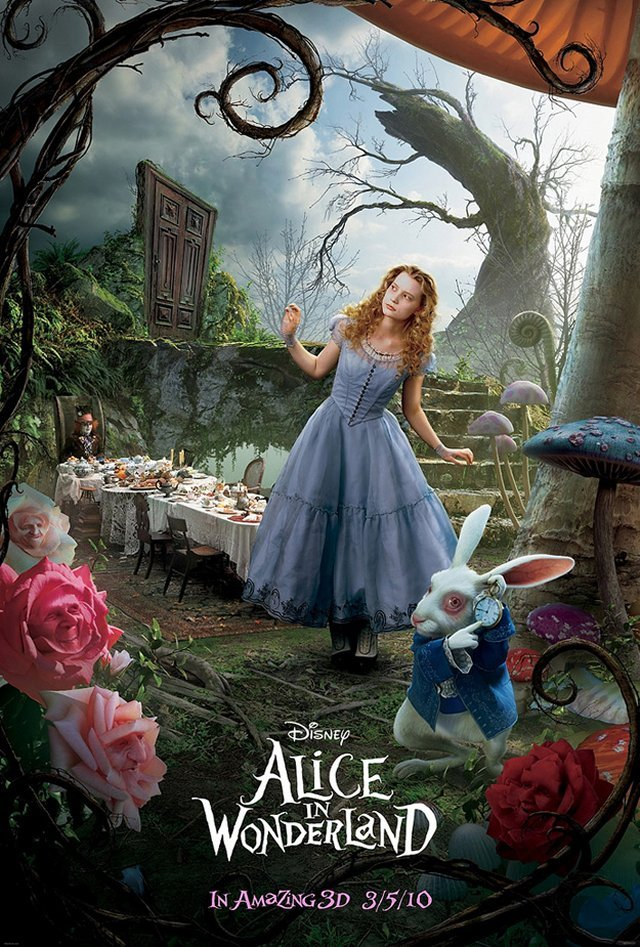 Ulasan Alice In Wonderland